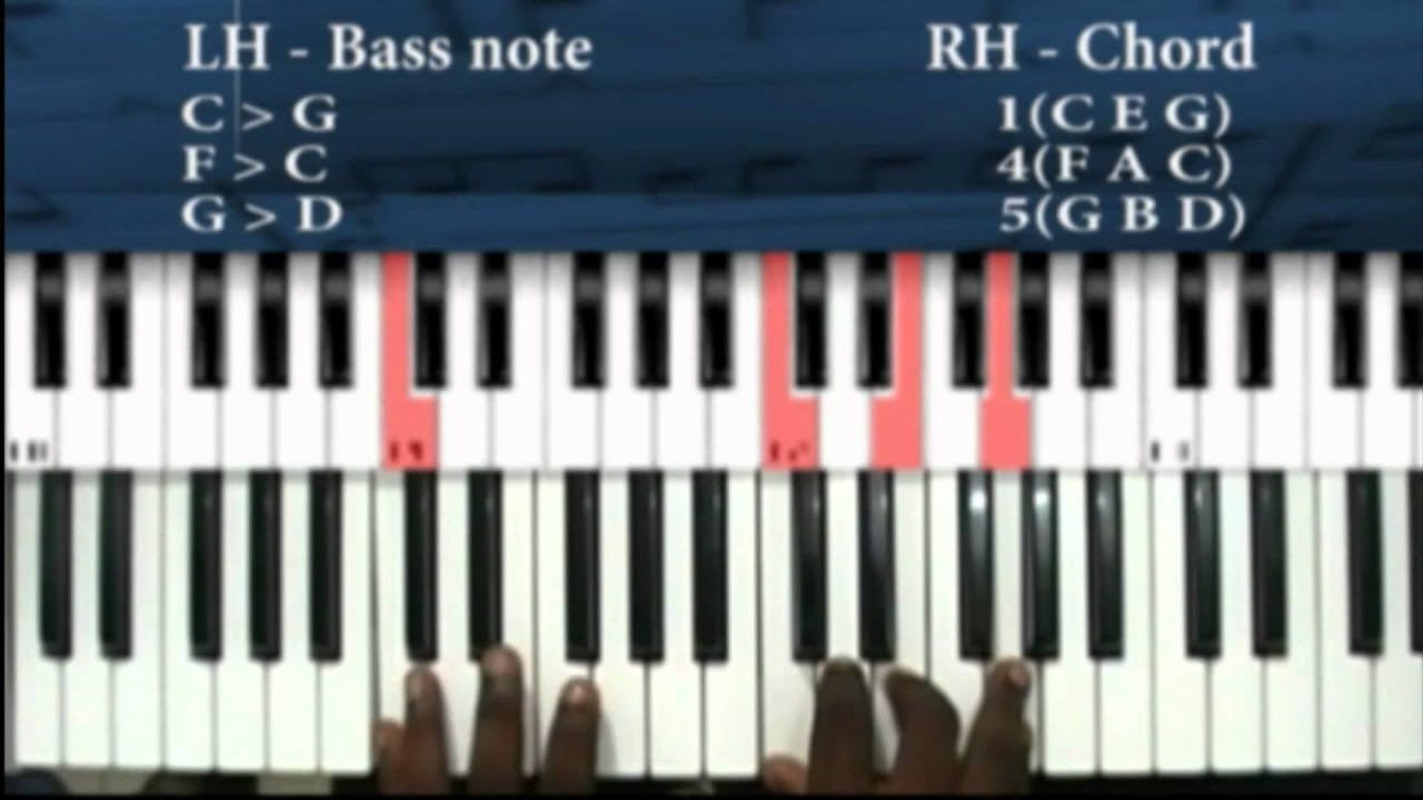 How to play reggae music on the keyboard youtube hexwebz Gallery