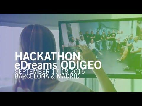 Hackathon eDreams ODIGEO 2015