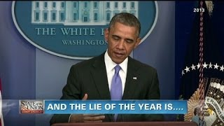 "Is Obama's ""liar of the year"" a GOP win?"