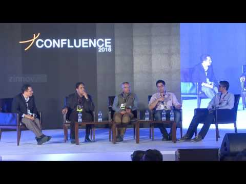 Machine Learning – A Game of Algorithms | Zinnov Confluence '16, Bangalore
