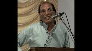 Dr. Bashir Badr [International Mushaira 2002 Houston]{1}