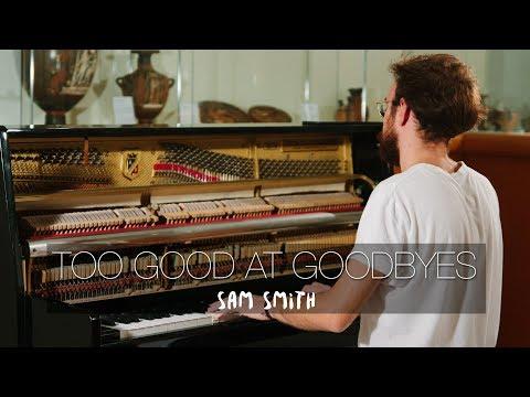 """Too Good At Goodbyes"" - Sam Smith Piano Cover - Costantino Carrara"