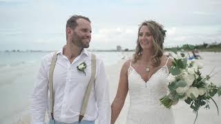 Florida Beach Wedding - St Pete Beach