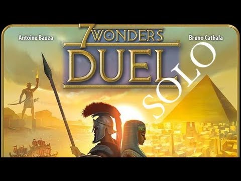 7 Wonders: Duel Review - YouTube