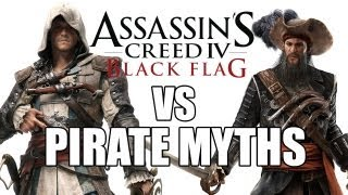 Repeat youtube video Assassin's Creed 4: Black Flag and 7 Dumb Pirate Myths You Won't Find In It