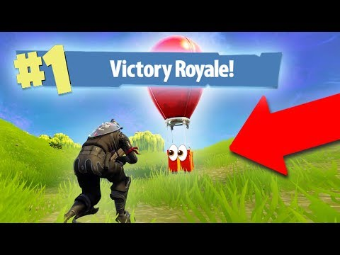 HIDING IN SUPPLY DROPS AND WINNING! *AIRDROP AMBUSH!* | Fortnite Battle Royale
