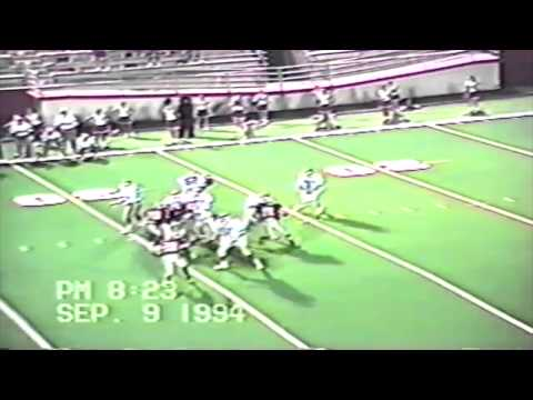 Union vs Ft Smith Northside 1994  entire game coaches cut