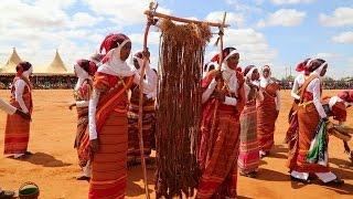 mandera arid zone primary school impressed with a somali cultural dance dhaanto bilaa music