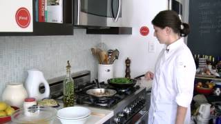 How To Make A Spinach & Potato Frittata : Simply Delicious Recipes