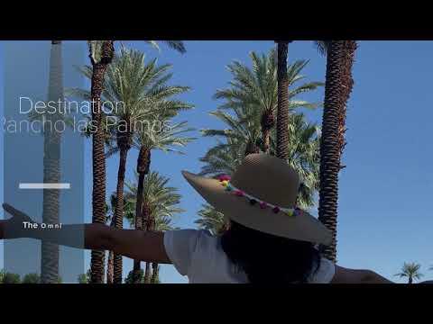 Welcome to Omni Rancho Las Palmas Resort & Spa