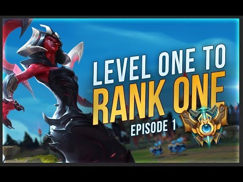 Level 1 to Rank 1 | Episode 1