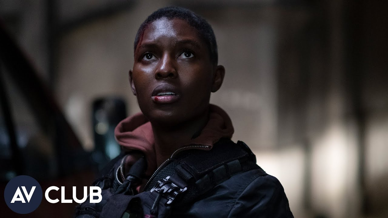 Jodie Turner-Smith Was In Her Second Trimester While Filming ...