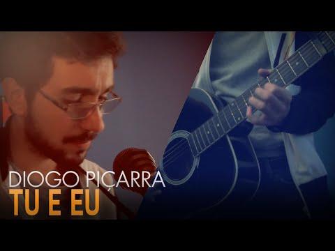 Diogo Piçarra - Tu e Eu (Acoustic Cover)   Just Another Andrew (w/ Lyrics)