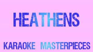Heathens (Originally by twenty one pilots) [Instrumental Karaoke] COVER