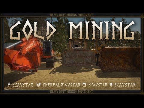 🔥 DIG DEEPER   FULL SCALE MINING OPERATION   GOLD RUSH: THE GAME [PC] 🔥
