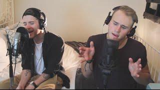 Sam Smith - Lay Me Down (Live Cover by Brandon Skeie & Mathias Anderle)