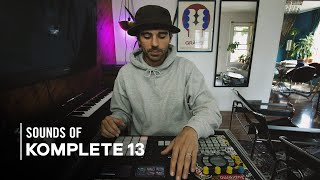Datsunn explores Expansions | Sounds of Komplete 13 | Native Instruments