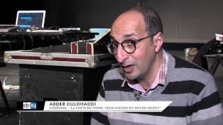 """Culture : la compagnie Calvero présente """"la carte du temps"""" à La Merise"""