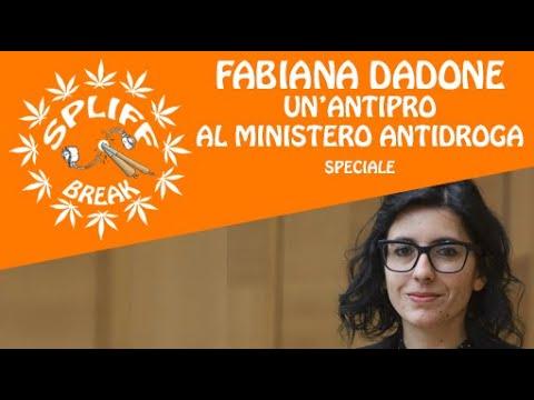 Fabiana Dadone, Un'Antiproibizionista al Ministero Antidroga - Spliff Break Speciale Weekend