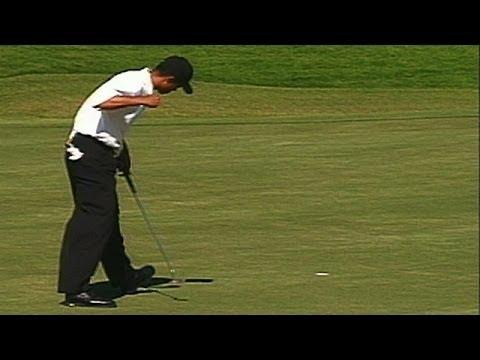 Best shots of past PGA Grand Slam of Golf tournaments