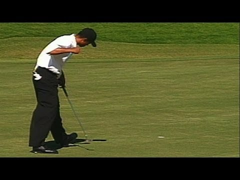 Best shots of past PGA Grand Slam of Golf tournaments