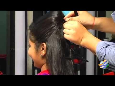 Simple Retro Hairstyle