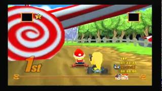 Myth Makers Super Kart GP (Wii, PS2) - Gameplay