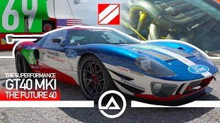 Superformance Ford GT40 | Future GT40 | Supercharged Coyote Making 650 hp!