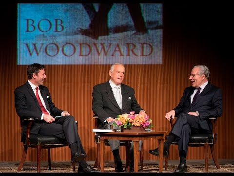 An Evening with Alexander Butterfield and Bob Woodward