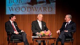 An Evening with Alexander Butterfield and Bob Woodward