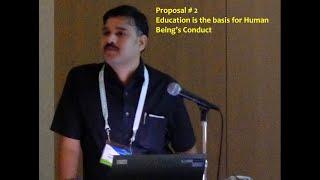 Proposal 02: Education and Sanskar