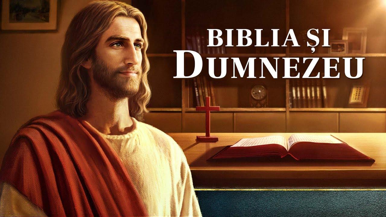 "Film crestin ""Biblia Și Dumnezeu"" (Film complet)"