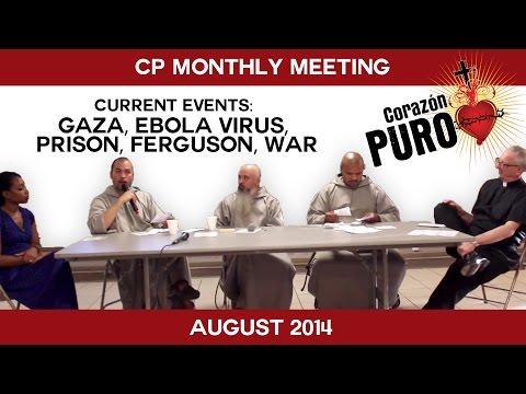 Current Events: Immigration, War, Middle East, Ebola