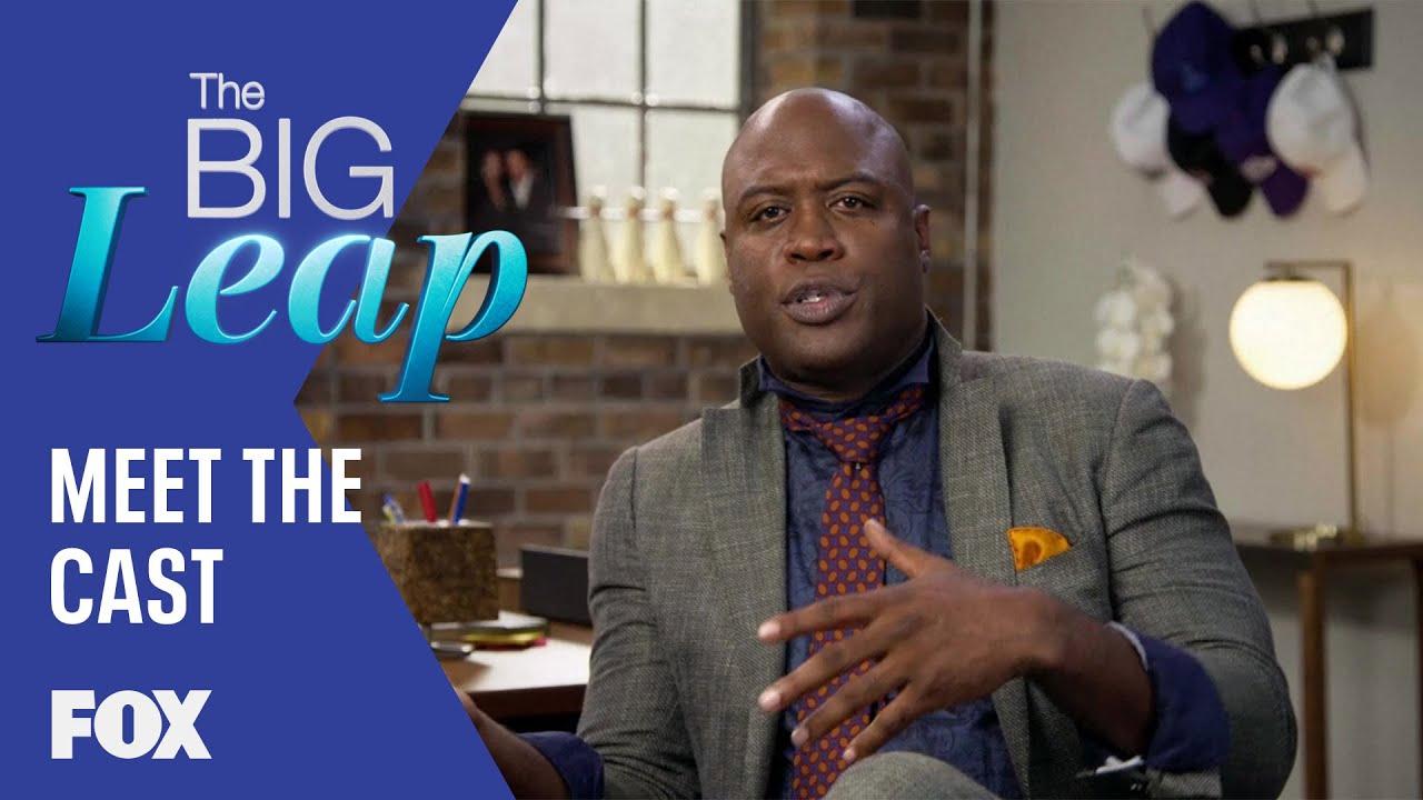 Meet The Cast: Kevin Daniels | THE BIG LEAP