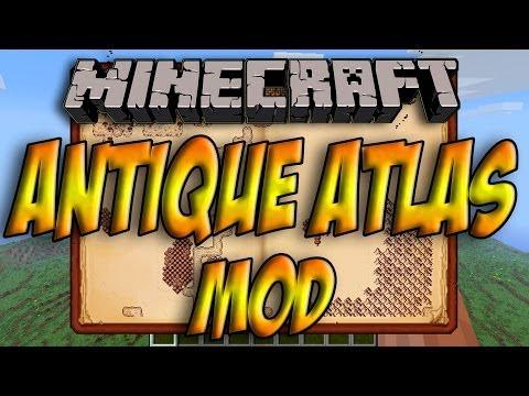 Antique Atlas - Minecraft Mods - Mapping and Modding: Java