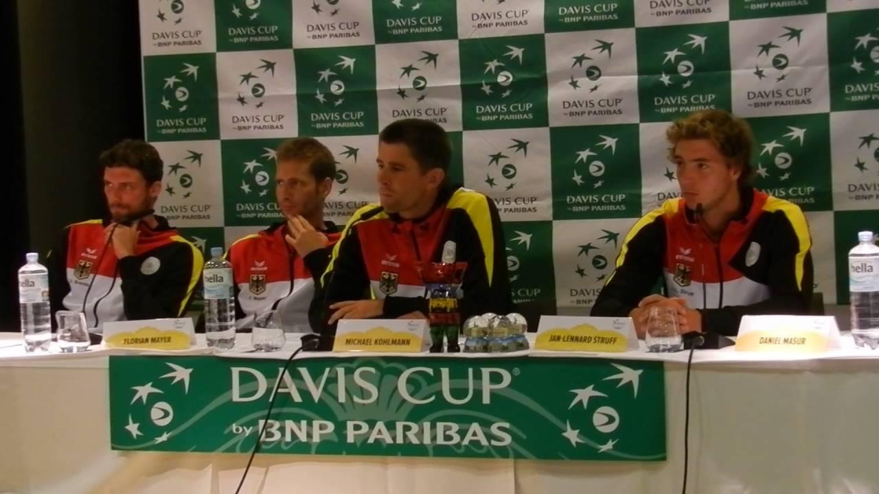 davis cup deutschland polen