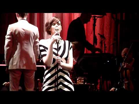 Hooverphonic With Orchestra - Club Montepulciano // Antwerpen // 06/03/2012