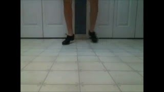Tap dance to Sia