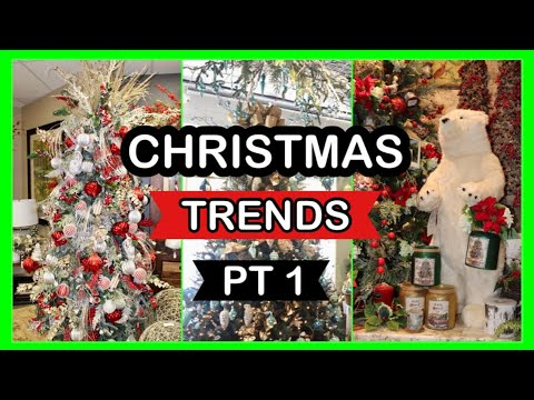 Trends In Decorating For Christmas ( Pt1 ) / CHRISTMAS DECORATING 2020