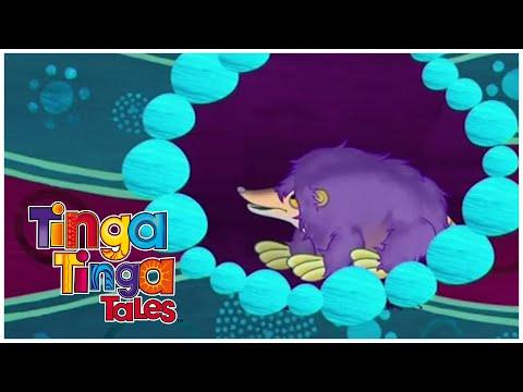 Why Mole Lives Underground? | Tinga Tinga Tales Official | Full Episode | Kids Cartoons