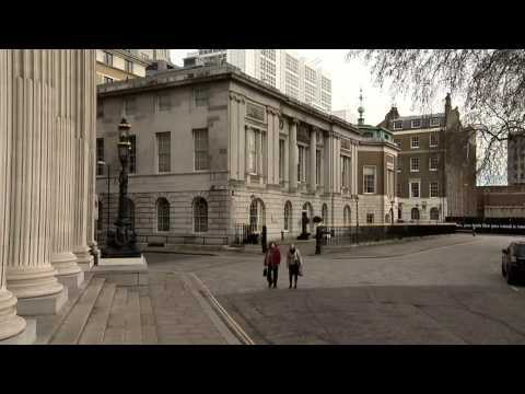 A brief introduction to Trinity House on Tower Hill