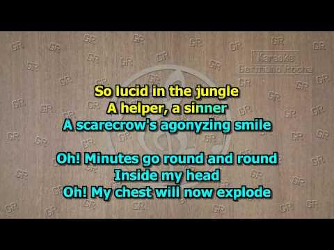 Angra - Rebirth (karaoke)