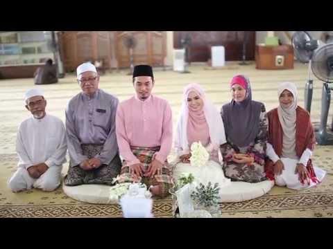 SWE | Majlis Akad Nikah Anas & Ainun (Sigma - Istikharah Cinta)