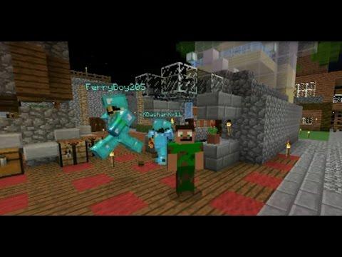 Minecraft SkyBlock Fun On ExplodingTNT's Server!