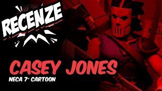 Neca TMNT - Casey Jones (CZ Recenze)