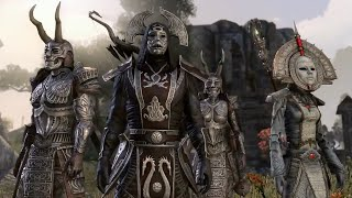 The Elder Scrolls Online Gameplay Trailer #2 (PS4/Xbox One) 【HD】