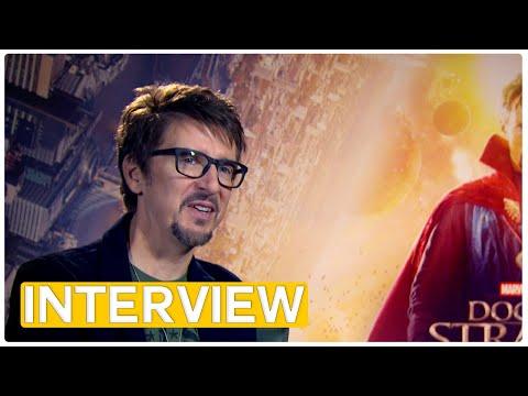 Doctor Strange and the Avengers? Scott Derrickson | exclusive interview (2016)