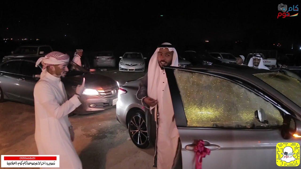 استقبال - زواج الشاب ابراهيم محمد ال حسين