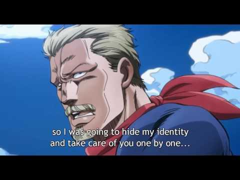 Jotaro vs Imposter Captain Tennille (part 1)