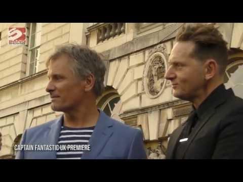 Captain Fantastic UK Premiere